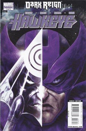 Dark Reign - Hawkeye # 3 Issues (2009 - 2010)