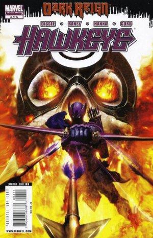 Dark Reign - Hawkeye # 4 Issues (2009 - 2010)