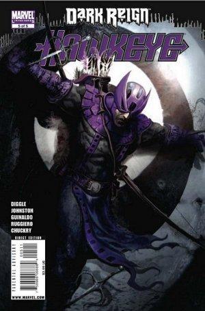 Dark Reign - Hawkeye # 5 Issues (2009 - 2010)