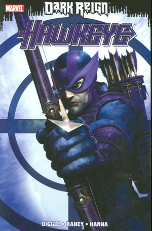 Dark Reign - Hawkeye édition TPB softcover (souple)