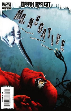 Dark Reign - Mister Negative # 3 Issues