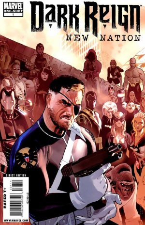 Dark Reign - New Nation édition Issues