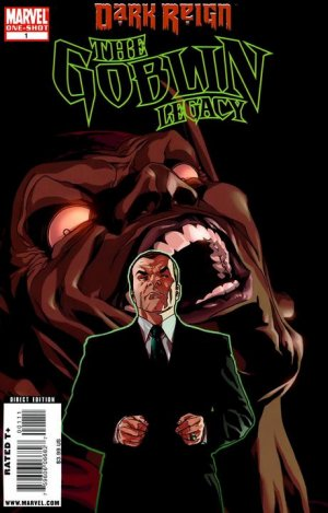 Dark Reign - The Goblin Legacy édition Issues