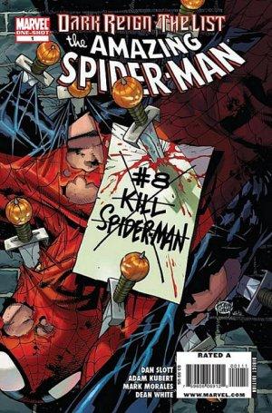 Dark Reign - The List - Amazing Spider-Man édition Issues