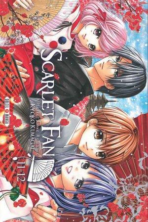 couverture, jaquette Scarlet Fan 11  (soleil manga)