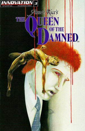 Anne Rice's Queen of the Damned 3