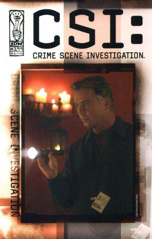 CSI - Crime Scene Investigation édition Issues (2003)