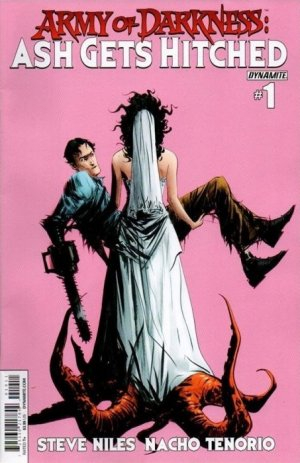 Army of Darkness - Ash Gets Hitched édition Issues (2014)