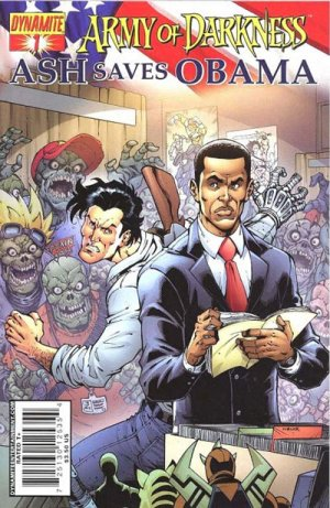 Army of Darkness - Ash Saves Obama édition Issues (2009)