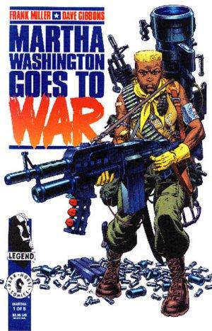 Martha Washington Goes to War édition Issues (1994)