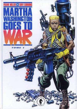 Martha Washington Goes to War édition TPB hardcover (cartonnée)