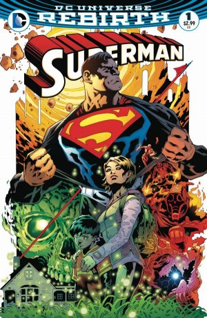 Superman édition Issues V4 (2016 - 2018)