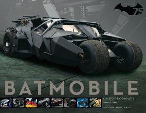 Batmobile - L'Histoire complète édition Deluxe