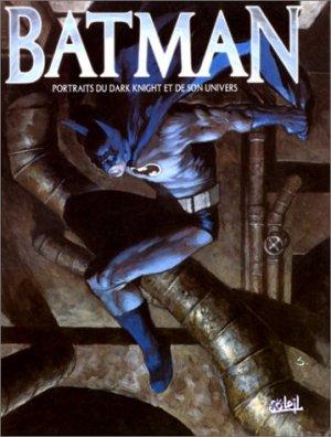 Batman - Portraits du Dark Knight et de son Univers édition TPB hardcover (cartonnée)