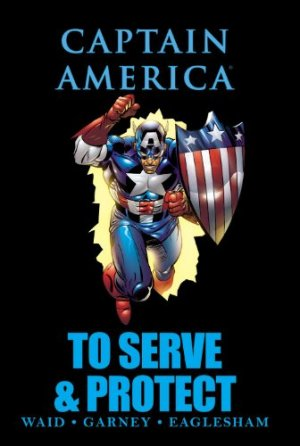 Captain America # 1 TPB Hardcover (cartonnée) - Issues V3