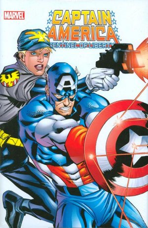 Captain America - La Sentinelle de la Liberté # 1 TPB hardcover (cartonnée)