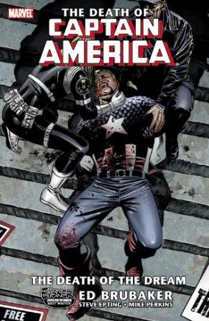 Captain America # 6 TPB softcover (souple) - Issues V5