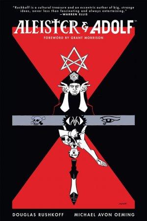 Aleister and Adolf édition TPB hardcover (cartonnée)