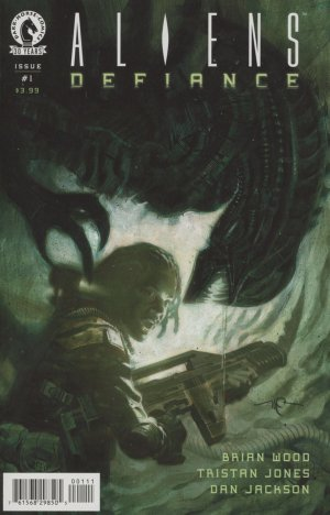 Aliens - Defiance édition Issues
