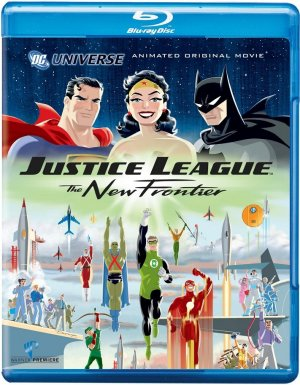 Justice League: The New Frontier édition Simple