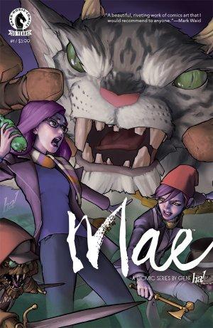 Mae édition Issues