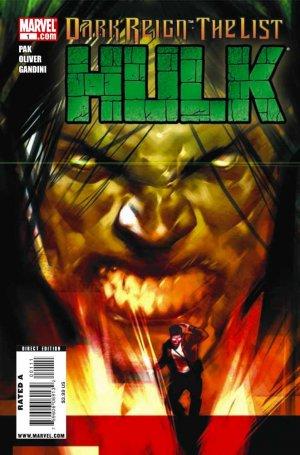 Dark Reign - The List - Hulk édition Issues