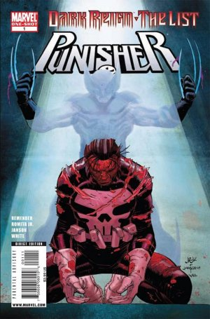 Dark Reign - The List - Punisher édition Issues