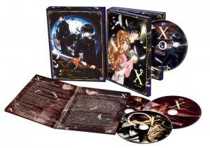 X de Clamp édition Coffret Collector 2 DVD - VO/VF