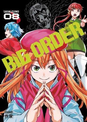 couverture, jaquette Big Order 8  (casterman manga) Manga