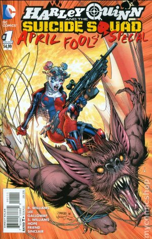 Harley Quinn and the suicide squad - April fool's special # 1 Issues