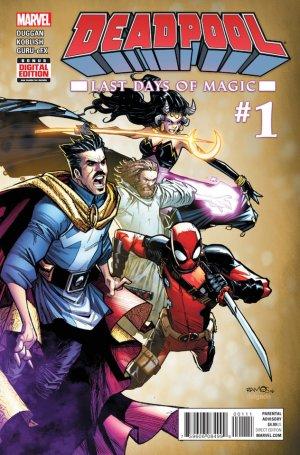 Deadpool - Last Days of Magic édition Issue (2016)