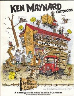 Ken Maynard Cartoons édition TPB softcover (souple)