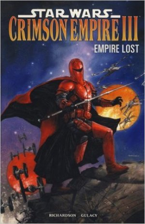 Star Wars - Crimson Empire III édition TPB softcover (souple)