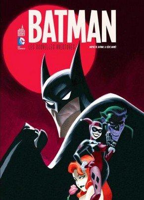 Batman - Les Nouvelles Aventures édition TPB hardcover (cartonnée) - Op Bd Ete 2016
