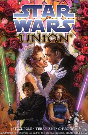 Star Wars Union édition TPB softcover (souple)