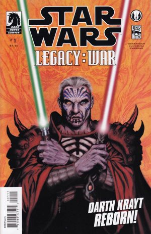 Star Wars - Legacy War édition Issues