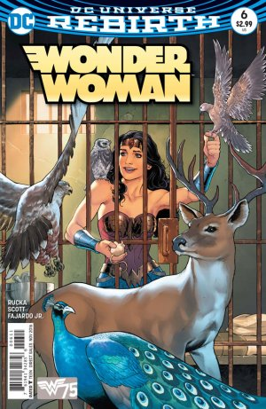 Wonder Woman # 6 Issues V5 - Rebirth (2016 - 2019)