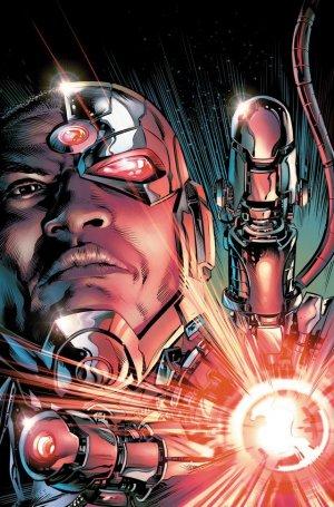 Cyborg - Rebirth # 1 Issues