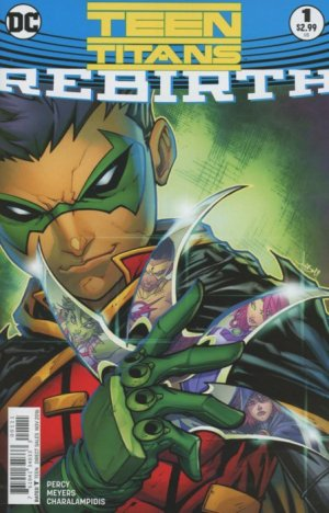 Teen Titans - Rebirth édition Issues