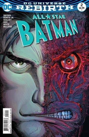 All Star Batman # 2 Issues (2016 - 2017)