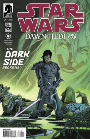Star Wars - Dawn of the Jedi : Force War édition Issues