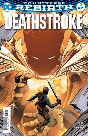 Deathstroke # 2 Issues V4 (2016 - 2019) - Rebirth