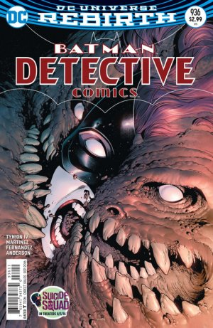 Batman - Detective Comics # 936 Issues V1 Suite (2016 - Ongoing)