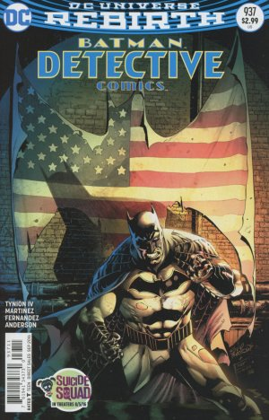 Batman Rebirth # 937 Issues V1 Suite (2016 - Ongoing)