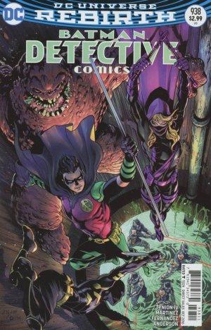 Batman - Detective Comics # 938