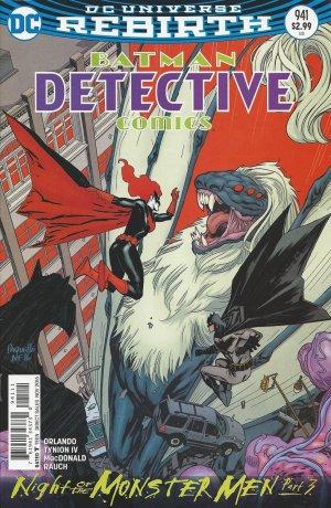 Batman - Detective Comics # 941