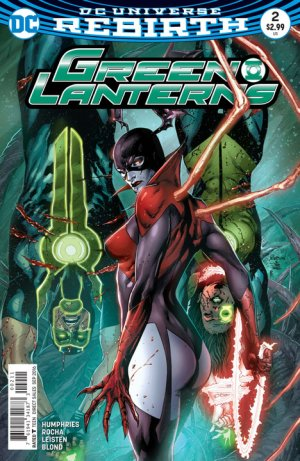 Green Lanterns # 2 Issues V1 (2016 - Ongoing)