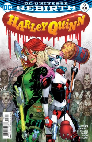 Harley Quinn # 3 Issues V3 (2016 - Ongoing) - Rebirth