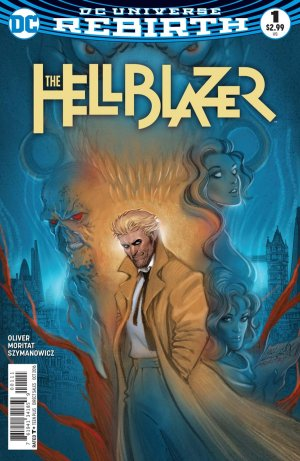 John Constantine Hellblazer édition Issues V2 (2016 - Ongoing) - Rebirth