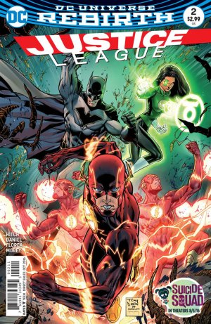 Justice League # 2